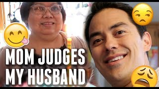 Mama Judges Benji in Front of Everyone 😭- itsjudyslife