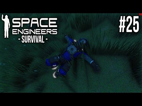 Space Engineers - SURVIVAL - Ep 25 - HYDROGEN!!!!!!