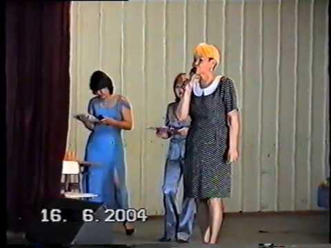 """Выпуск 9""""А"""", 2004г. Школа №122, г.Алматы, Казахстан."""