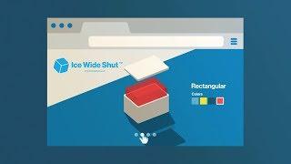 كيفية إنشاء موقع للتجارة الإلكترونية التي يمكن أن بيع الثلج الأسكيمو.