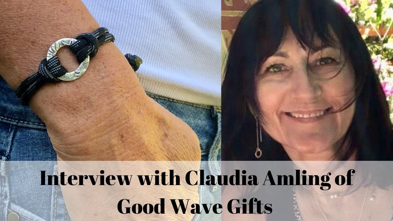 Interview with Claudia Amling of Good Wave Gifts in Santa Cruz