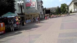 Тернополь достопримечательности. Центральная площадь.(Обзор центральной площади города Тернополь., 2016-07-26T12:33:41.000Z)