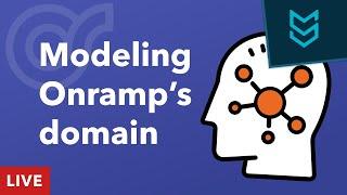 Developing Onramp.dev -- Building a full-stack Laravel app live