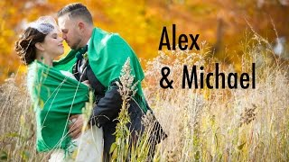 Alex & Michael: The Gables Wedding Film in Chadds Ford by a Jersey Shore LBI Wedding Videographer