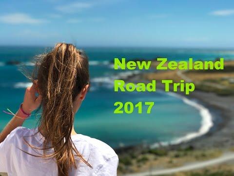 New Zealand road trip | NZ couple | Best of New Zealand 2017