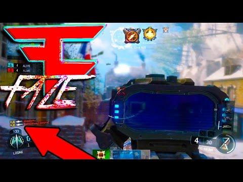 I CALLED IT! FaZe HJD Returns! (BO3 SND Sniping)