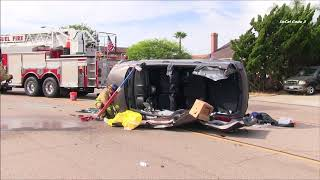Spring Valley Vehicle Rescue 7/8/2018