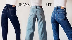 WHICH IS THE RIGHT JEANS FIT FOR YOUR BODY ?