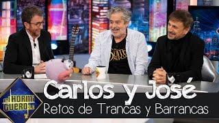 José Mota y Carlos Iglesias confiesan sin qué no podrían vivir - El Hormiguero