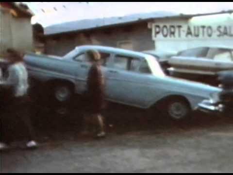 1964 Port Alberni Tsunami - Shaw TV Port Alberni