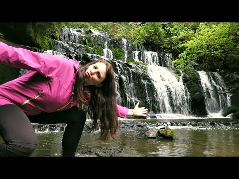 WATERFALLS IN THE CATLINS - The Big NZ Road Trip