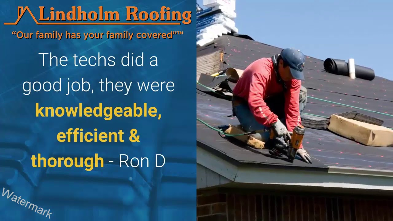 Lindholm Roofing Reviews Chicago Youtube