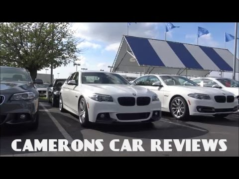 2016 BMW 5 Series (535i) Review 3.0 L 6-Cylinder Turbo | Camerons Car Reviews