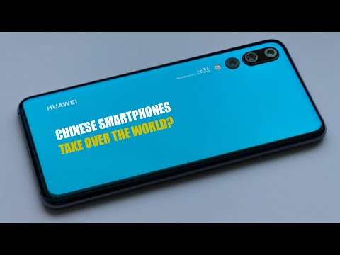 The Rise Of Chinese Smartphone Brands.