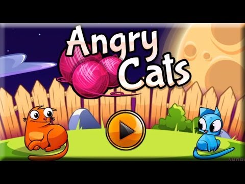 Angry Cats - Android Gameplay HD