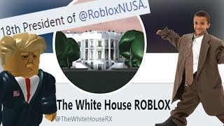 ROBLOX TWITTER POLITICIANS