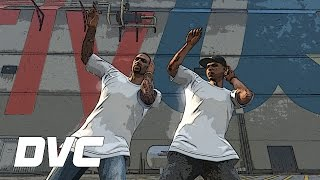 GTA V | JAY Z, Kanye West - Otis ft. Otis Redding