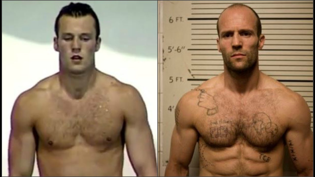 Young Jason Statham nude (23 images), Fappening