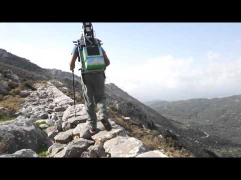 Google Trekker - Hiking Trails in Crete