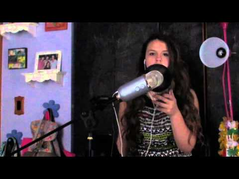 Radioactive Cover By Ally Kaylee w/Blue Yeti Microphone (testing)