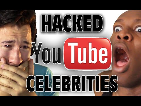 10 Youtubers That Were Hacked - GFM