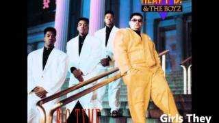 Heavy D & The Boyz - Big Tyme - Girls They Love Me