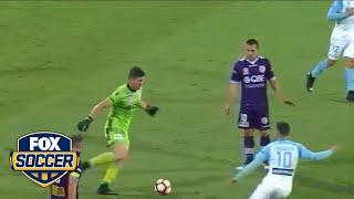 A-League goalkeeper makes an embarrassing blunder  | FOX SOCCER