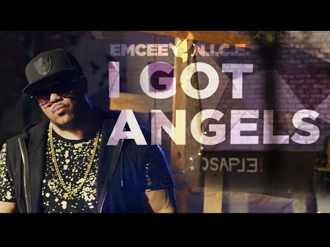 "Emcee N.I.C.E. - ""I Got Angels"" (Official Music Video)"