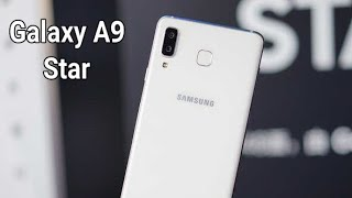 Samsung Galaxy A9 star - hands on review