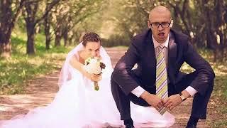 Приколы и курьезы на свадьбе. Смешные свадебные фото!