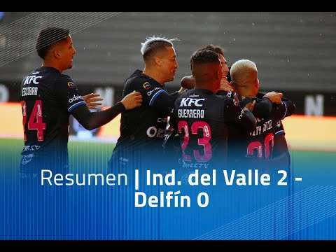 Independiente del Valle Delfin Goals And Highlights