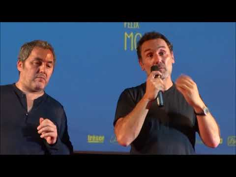 Avantpremière Le Grand Bain, avec Gilles Lellouche