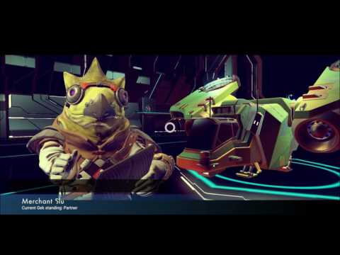 Coolest Ship in No Man's Sky??? 53 mill!!! 41 Slots!