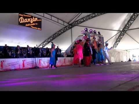 Grupo Xochimilco Vive el Danzon Tlaxcala 2015
