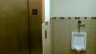 Otis hydraulic elevator at 98 Main Street Southington CT