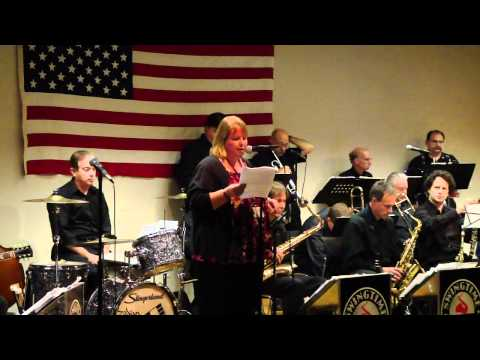 Swingtime Big Band At South Huntington Public Library