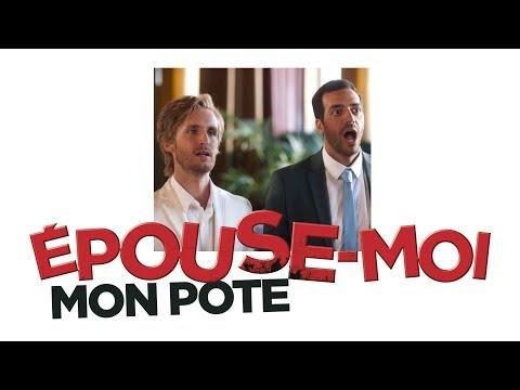 Epouse Moi Mon Pote pour les PAPIERS. Extrait 2017 streaming vf