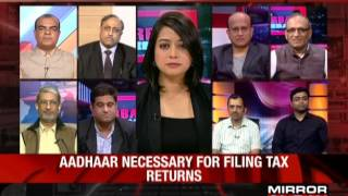 Aadhaar-PAN Linkage Mandatory – The Urban Debate (June 29)