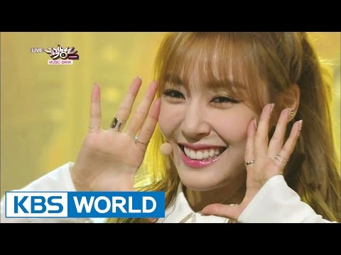 Girls' Generation-TTS (소녀시대-태티서) - Holler [Music Bank HOT Stage / 2014.10.10]