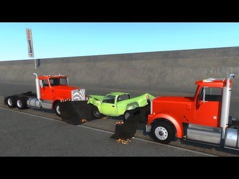 Heavy Plow Truck - BeamNG.drive