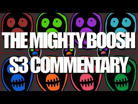 The Mighty Boosh - S3 Commentary [couchtripper]