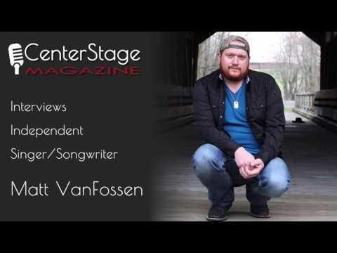Conversations with Missy: Matt VanFossen