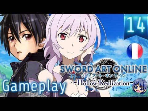 Sword Art Online Hollow Realization Gameplay FR - Graine Explosive, Nouvelle Arme ? #14