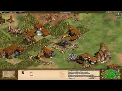 Aoe2 HD: TheViper Vs. Spring (Game 3, Best of 3) (Grand Finals) (9/9/13)