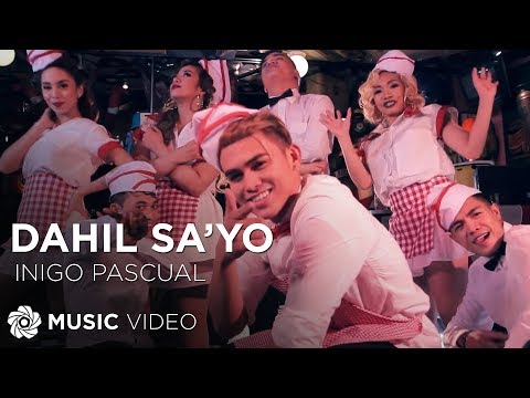 Inigo Pascual - Dahil Sa'yo (Official Music Video)
