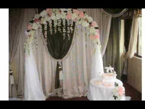 Украшения Банкетного Зала На Свадьбу смотреть онлайн
