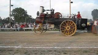 30 Russel Steam Engine Tractor Pulling.... Pro Stock Style!