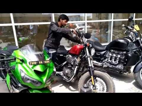 Sports Bike on Rent - Hyderabad -Driven.in (HYD-Vijaywada-Vishakapatnam)