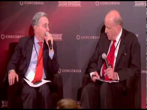 A Conversation with President Alvaro Uribe of Colombia and Ambassador John Negroponte