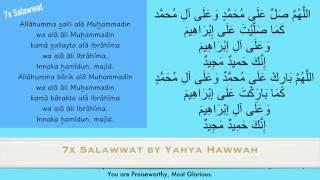 Gambar cover 7x Salawwat (Allahuma Salli ala Muhammad…) |by Yahya Hawwah